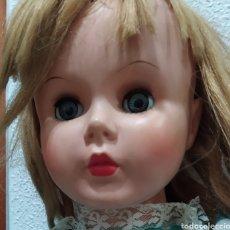 Muñecas Extranjeras: MUÑECA AÑOS 50, 90 CM. DE ALTURA.. Lote 231016525