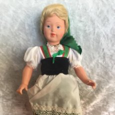 Bambole Internazionali: MUÑECA CELULOIDE FOLKLORE. Lote 234846785