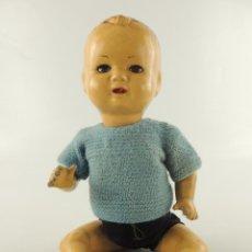 Bambole Internazionali: ANTIGUA MUÑECA DE LOS AÑOS 30-40 EXCELENTE PIEZA DE COLECCIÓN. Lote 235071935