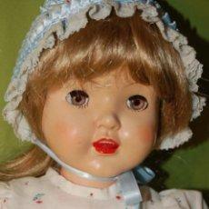Muñecas Extranjeras: MUÑECA INGLESA AÑOS 50. Lote 235576090