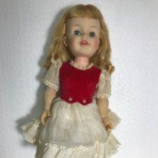 Muñecas Extranjeras: ANTIGUA MUÑECA MÁNDAME ALEXANDER NEW YORK 42CM. Lote 251516275