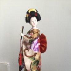Muñecas Extranjeras: MUÑECA JAPONESA GHEISA PERFECTA. Lote 255578890