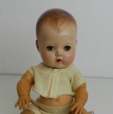 Bambole Internazionali: MUÑECO BEBÉ AMERICANO TINY TEARS DE AMERICAN CHARACTER. AÑOS 50 - MARCADO EN LA NUCA, CHARACTER- SE. Lote 258794250