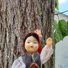 Muñecas Extranjeras: BONITA MUÑECA REGIONAL. Lote 264239004
