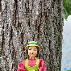 Muñecas Extranjeras: MUÑECA REGIONAL ANTIGUA. Lote 264240116