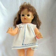 Muñecas Extranjeras: MUÑECA ANTIGUA MADE IN ENGLAND , OLD DOLL. Lote 265502064