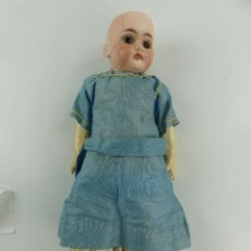 Muñecas Extranjeras: ANTIGUA MUÑECA CON CABEZA DE PORCELANA ALEMANA MARCADA 6/0 PARA RESTAURAR. Lote 285274353