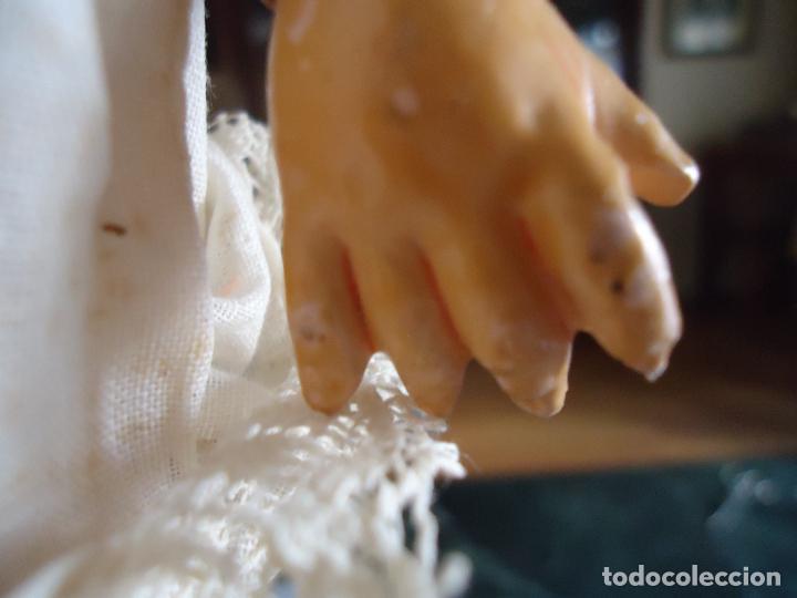 Muñecas Extranjeras: Muñeca siglo XIX Simon & Halbig 38 cms. - Foto 5 - 285647193