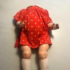 Muñecas Extranjeras: MUÑECA ALEMANA KAMMER & REINHART 1728 CELULOIDE Y CARTÓN. Lote 285758338