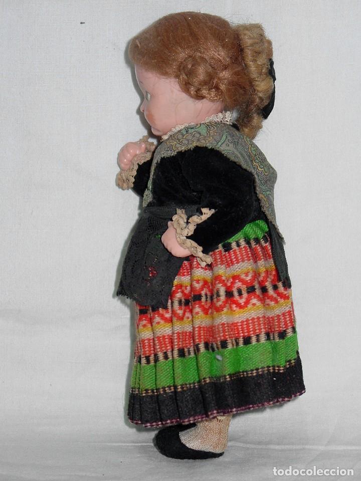 Muñecas Extranjeras: 1ª MITAD 1900. LOTE MUÑECAS CELULOIDE-GV-SNF-N ESTRELLA-SCHUTZ-BAITZ-ALEMANIA-FRANCIA-JAPON-AUSTRIA - Foto 5 - 286511503