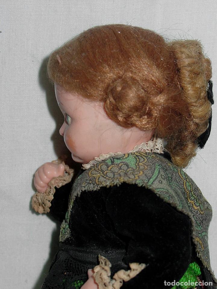 Muñecas Extranjeras: 1ª MITAD 1900. LOTE MUÑECAS CELULOIDE-GV-SNF-N ESTRELLA-SCHUTZ-BAITZ-ALEMANIA-FRANCIA-JAPON-AUSTRIA - Foto 6 - 286511503