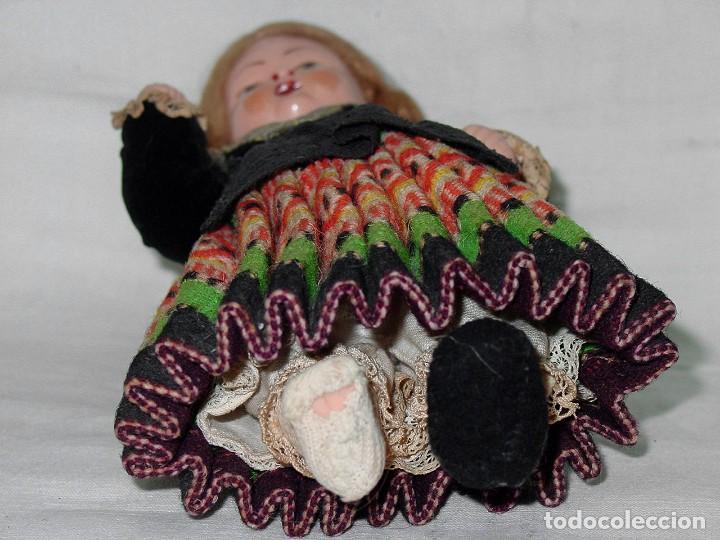 Muñecas Extranjeras: 1ª MITAD 1900. LOTE MUÑECAS CELULOIDE-GV-SNF-N ESTRELLA-SCHUTZ-BAITZ-ALEMANIA-FRANCIA-JAPON-AUSTRIA - Foto 9 - 286511503
