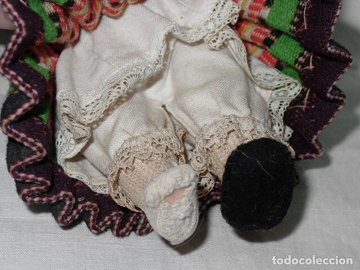 Muñecas Extranjeras: 1ª MITAD 1900. LOTE MUÑECAS CELULOIDE-GV-SNF-N ESTRELLA-SCHUTZ-BAITZ-ALEMANIA-FRANCIA-JAPON-AUSTRIA - Foto 11 - 286511503