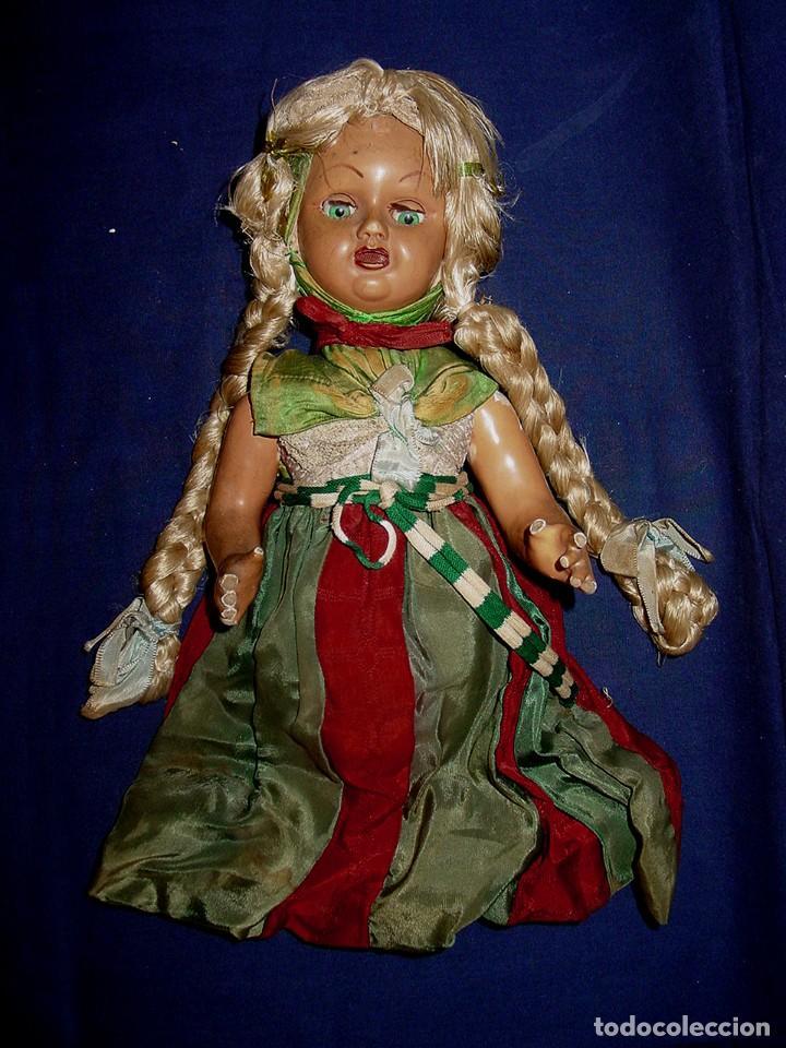 Muñecas Extranjeras: 1ª MITAD 1900. LOTE MUÑECAS CELULOIDE-GV-SNF-N ESTRELLA-SCHUTZ-BAITZ-ALEMANIA-FRANCIA-JAPON-AUSTRIA - Foto 15 - 286511503