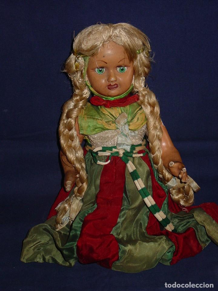 Muñecas Extranjeras: 1ª MITAD 1900. LOTE MUÑECAS CELULOIDE-GV-SNF-N ESTRELLA-SCHUTZ-BAITZ-ALEMANIA-FRANCIA-JAPON-AUSTRIA - Foto 16 - 286511503