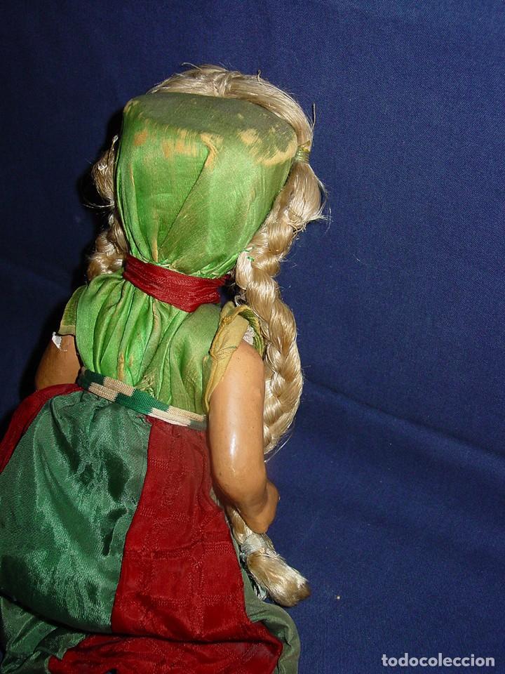 Muñecas Extranjeras: 1ª MITAD 1900. LOTE MUÑECAS CELULOIDE-GV-SNF-N ESTRELLA-SCHUTZ-BAITZ-ALEMANIA-FRANCIA-JAPON-AUSTRIA - Foto 21 - 286511503