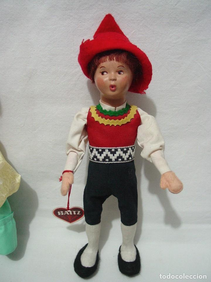 Muñecas Extranjeras: 1ª MITAD 1900. LOTE MUÑECAS CELULOIDE-GV-SNF-N ESTRELLA-SCHUTZ-BAITZ-ALEMANIA-FRANCIA-JAPON-AUSTRIA - Foto 46 - 286511503
