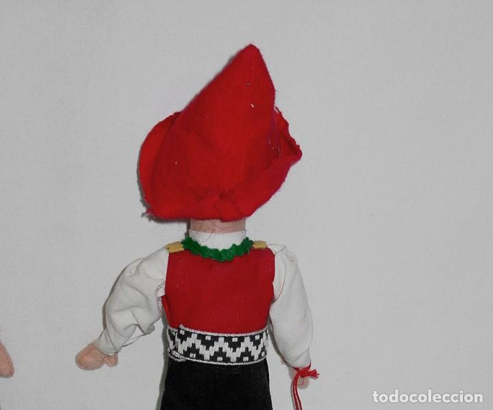 Muñecas Extranjeras: 1ª MITAD 1900. LOTE MUÑECAS CELULOIDE-GV-SNF-N ESTRELLA-SCHUTZ-BAITZ-ALEMANIA-FRANCIA-JAPON-AUSTRIA - Foto 50 - 286511503
