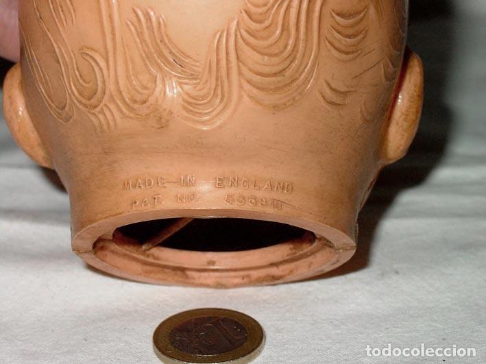 Muñecas Extranjeras: 1ª MITAD 1900. LOTE MUÑECAS CELULOIDE-GV-SNF-N ESTRELLA-SCHUTZ-BAITZ-ALEMANIA-FRANCIA-JAPON-AUSTRIA - Foto 67 - 286511503