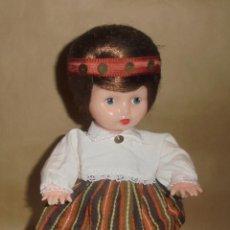 Muñecas Extranjeras: MUÑECA ALEMANA - PLÁSTICO INFLADO - AÑOS 50. Lote 287362653