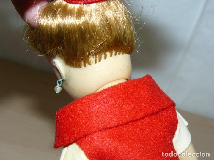 Muñecas Extranjeras: A- Muñeca original HORSMAN american doll años 50/60 con Conjunto Amarillo y Rojo made in USA - Foto 4 - 287685633