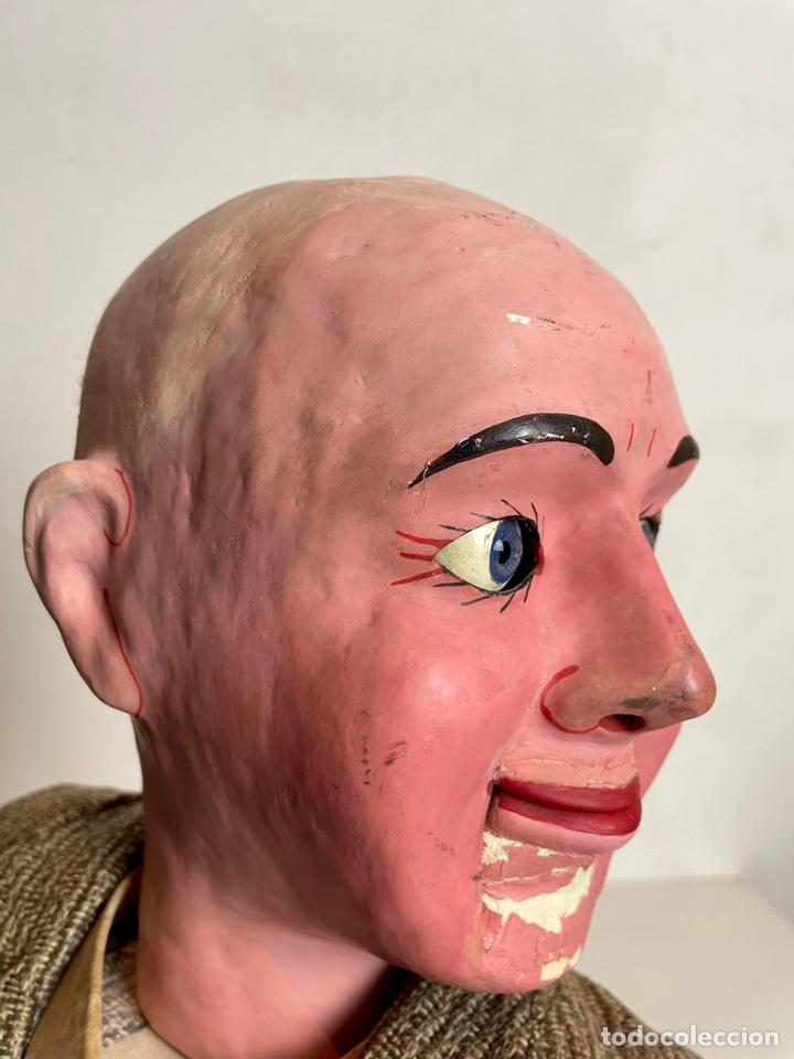 Muñecas Extranjeras: Muñeco ventrílocuo de principios del siglo XX - Foto 8 - 288898378
