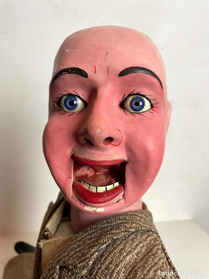 Muñecas Extranjeras: Muñeco ventrílocuo de principios del siglo XX - Foto 11 - 288898378