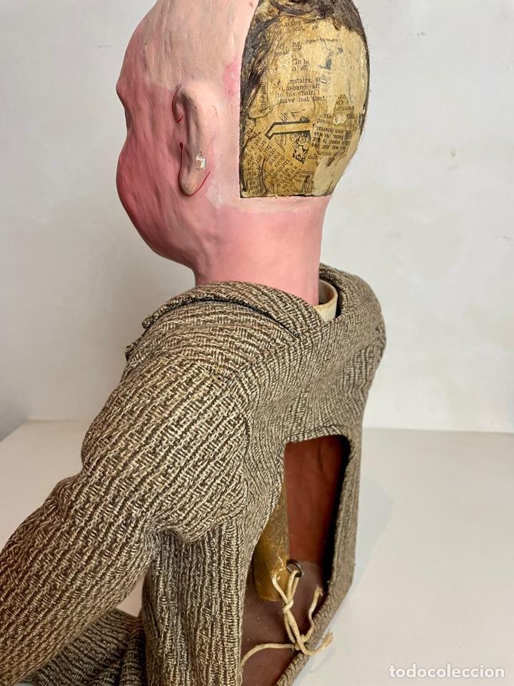 Muñecas Extranjeras: Muñeco ventrílocuo de principios del siglo XX - Foto 20 - 288898378