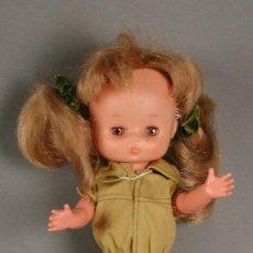 Muñecas Lesly y Barriguitas: PRECIOSA !!! LESLY AÑOS 70 !! 9-10 PECAS.. Lote 22804280