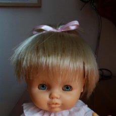 Muñecas Lesly y Barriguitas: PITUSINA DE FAMOSA CON VESTIDO ORIGINAL. Lote 45279532
