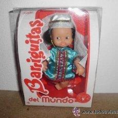 Muñecas Lesly y Barriguitas: PRECIOSA MUÑECA BARRIGUITA DE FAMOSA EN CAJA A ESTRENAR MUÑECAS BARRIGUITAS PFS. Lote 79226662