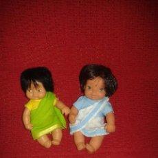 Muñecas Lesly y Barriguitas: MUÑECAS BARRIGUITAS INDIAS. Lote 47080386