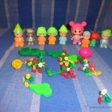 Muñecas Lesly y Barriguitas: FAMOSA - GRAN LOTE PIN Y PON, 111-1. Lote 50537448