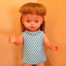 Muñecas Lesly y Barriguitas: PRECIOSA MUÑECA ELIANE DE FAMOSA FUNCIONANDO!!!!!. Lote 56715743