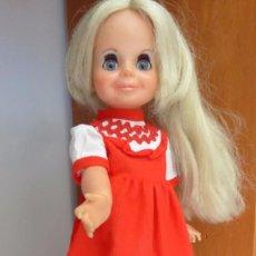 Muñecas Lesly y Barriguitas: MUÑECA IDEAL TOYS. Lote 57161584