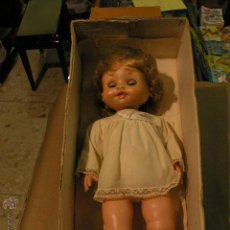Muñecas Lesly y Barriguitas: MUÑECA ONDINA FAMOSA IRIS MARGARITA CAJA ORIGINAL. Lote 53293764
