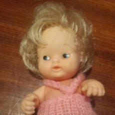 Muñecas Lesly y Barriguitas: BARRIGUITAS DE FAMOSA ANTIGUO Y VESTIDO LANAS DEL 70. Lote 61699736