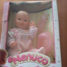 Muñecas Lesly y Barriguitas: NENUCO DE FAMOSA 2002 , EN SU CAJA ORIGINAL. Lote 70579733