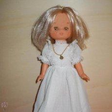 Muñecas Lesly y Barriguitas: MUÑECA LESLY CINCO PECAS DE FAMOSA. Lote 48657554