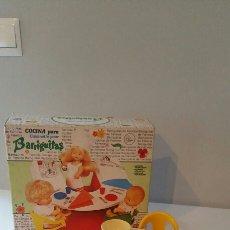 Muñecas Lesly y Barriguitas: COCINA COCINITA DE BARRIGUITAS DE FAMOSA. Lote 92922742