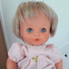 Muñecas Lesly y Barriguitas: MUÑECA BEBE QUERIDO DE FAMOSA COMPLETA DE ORIGEN. Lote 98780483