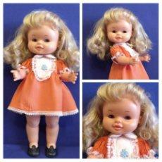 Muñecas Lesly y Barriguitas: MUÑECA MALENI DE FAMOSA DE 35 CM. Lote 98800663