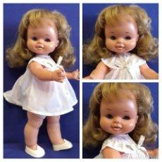Muñecas Lesly y Barriguitas: MUÑECA MALENI DE FAMOSA DE 35 CM. Lote 98801307