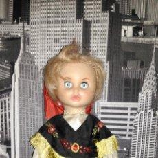 Muñecas Lesly y Barriguitas: MUÑECA GRACIELA DE FAMOSA TAMAÑO PEQUEÑO . NECESITO UN BUEN ASEO. Lote 98806399