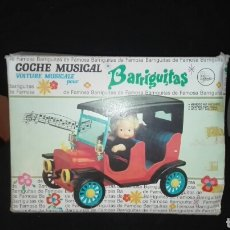 Muñecas Lesly y Barriguitas: COCHE MUSICAL BARRIGUITAS DE FAMOSA. Lote 98807368