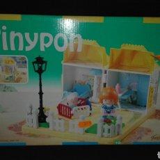 Muñecas Lesly y Barriguitas: PINYPON PIN Y PON CASITA PARQUE NIÑO. Lote 98808408