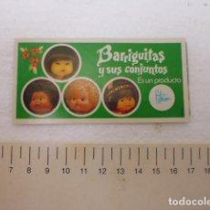 Muñecas Lesly y Barriguitas: CATALOGO BARRIGUITAS Y SUS CONJUNTOS -FAMOSA-. Lote 103335359