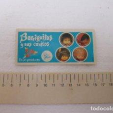 Muñecas Lesly y Barriguitas: CATALOGO BARRIGUITAS Y SUS COSITAS -FAMOSA-. Lote 103336191