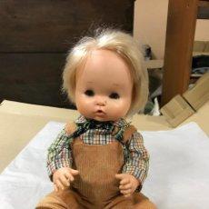 Muñecas Lesly y Barriguitas: ORIGINAL BABY MOCOSETE DE TOYSE FAMOSA, ROPA ORIGINAL, PICHI PANA, AÑOS 70. Lote 103391115