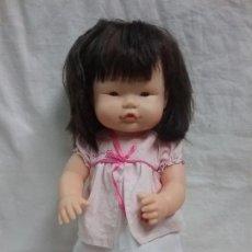 Muñecas Lesly y Barriguitas: MUÑECA NENUCO NENUCA CHINA ORIENTAL DE FAMOSA . Lote 104305003